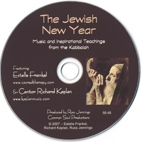 Estelle Frankel and Richard Kaplan | The Jewish New Year: Music and Inspirational Teachings from the Kabbalah