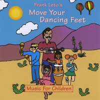Frank Leto | Move Your Dancing Feet