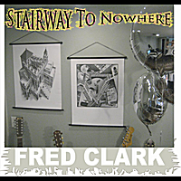 Fred Clark | Stairway to Nowhere
