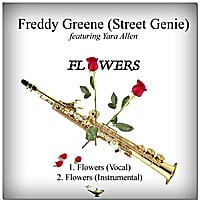 Freddy Greene (Street Genie) | Flowers (Instrumental)