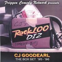 Friggen Comedy Network | C.J. Goodearl: The Box Set '95 - '96