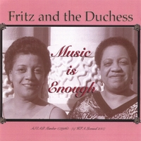 Fritz and the Duchess | Music Is Enough
