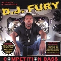 DJ FURY | Competition Bass