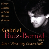 Gabriel Ruiz-Bernal | Live at Armstrong Concert Hall