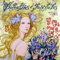 Galaxy Girl | Butterflies and Fairytales