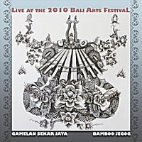Gamelan Sekar Jaya | Jegog: Live at the Bali Arts Festival