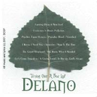 Delano | Turning Over A New Leaf