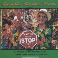 The Geezinslaws | Lighten Up, It's Christmas (EP)