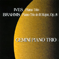 Gemini Piano Trio | Ives and Brahms