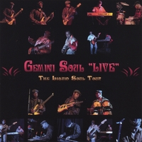 Gemini Soul feat. Ajamu Akinyele | Live : The Liquid Soul Tour