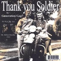 Generation Gap? | Thank You Soldier ... Holiday Sale you are in our thoughts and prayers