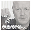 The White Rose - George Donaldson