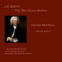 Georg Mertens | J.S.Bach - the Six Cello Suites