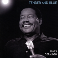 James Geralden | TENDER AND BLUE