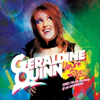 Geraldine Quinn | You're the Voice: Songs for the Ordinary by an Anthemaniac