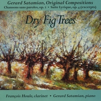 Gerard Satamian | Dry Fig Trees