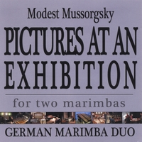 German Marimba Duo | Pictures at an Exhibition