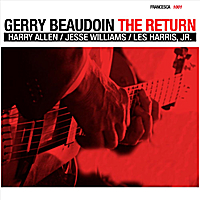 Gerry Beaudoin Trio | The Return (feat. Harry Allen)