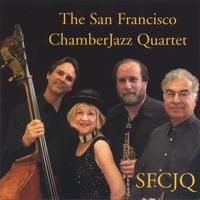 Gini Wilson | The San Francisco ChamberJazz Quartet/SFCJQ