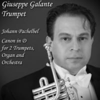 Giuseppe Galante | Johann Pachelbel: Canon in D Major for 2 Trumpets, Organ and Orchestra