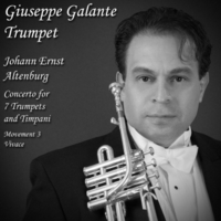 Giuseppe Galante | Johann Ernst Altenburg: Concerto in D Major for 7 Trumpets and Timpani: III. Vivace