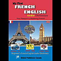 Global Publishers Canada | French-English Audio Dictionary For Beginners