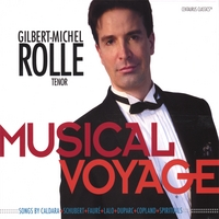 Gilbert-Michel Rolle | Musical Voyage
