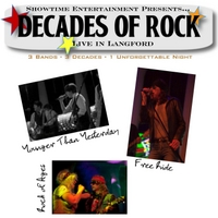 Various Artists | Decades of Rock: Live in Langford