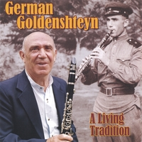 German Goldenshteyn | From the Repertoire of German Goldenshteyn Book/German Goldenshteyn: A Living Tradition SET