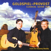 Goldspiel/Provost Duo | From the Faraway Nearby