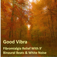 Goodvibra | Fibromialgia Relief With 9' Binaural Beats & White Noise