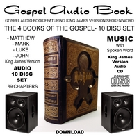 Gospel Audio Book | Gospel Audio Book