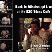 Grady Champion | Back In Mississippi (Live)