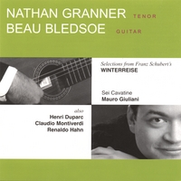 Nathan Granner / Beau Bledsoe | Selections from Winterreise
