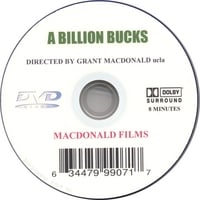 Grant MacDonald | A Billion Bucks dvd video