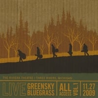 Greensky Bluegrass | All Access: Volume One