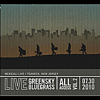 Greensky Bluegrass | All Access: Volume Two
