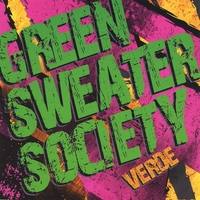 Green Sweater Society | Verde