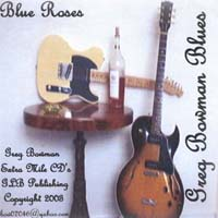 Greg Bowman | Blue Roses