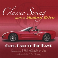 Greg Caputo Big Band | Classic Swing With a Modern Drive