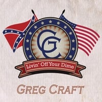 Greg Craft | Livin' Off Your Dime