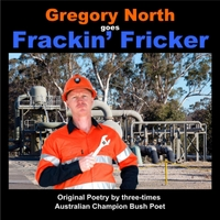 Gregory North | Frackin' Fricker