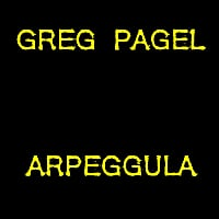 Greg Pagel | Arpeggula