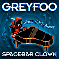 Greyfoo | Spacebar Clown