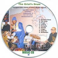 Griot Drum Ensemble | The Griot's Drum