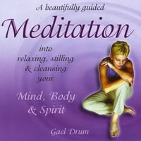 Gael Drum | Guided Meditation for Mind Body Spirit