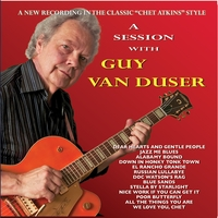 Guy Van Duser | A Session With Guy Van Duser