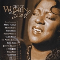 Various Artists | Great Women Of Soul