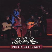 Gypsy Swing Revue | Puttin' On The Ritz