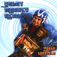 John Hadfield | Robot Monkey Head